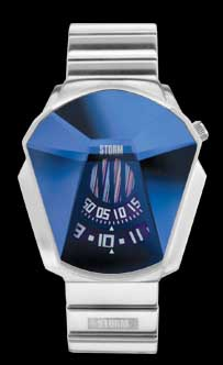 2cac91b5c52 Storm watches - Mens - Darth Lazer Blue - Special Edition