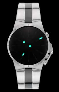 Storm watches Mens Solar Black Special edition